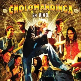 Cholomandinga - En vivo (Tracks MP3)
