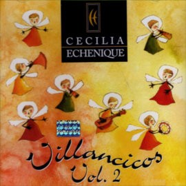 Cecilia Echenique - Villancicos Vol 2 (Tracks Mp3)