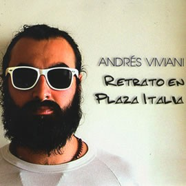 Andrés Viviani - Retrato en Plaza Italia (Tracks MP3)