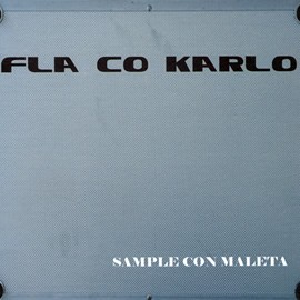 Fla Co Karlo - Sample con Maleta