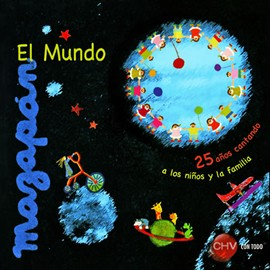 Mazapán-El Mundo Mazapán CD 3 (Tracks Mp3)