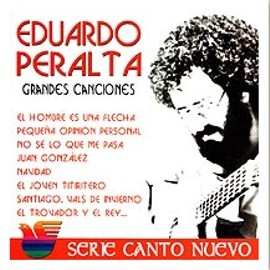Eduardo Peralta - Grandes Canciones (Tracks MP3)