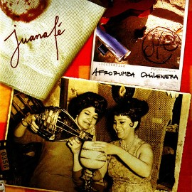 JuanaFé - Afrorumba Chilenera (Tracks Mp3)