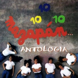 Mazapán - Antología CD 1 (Tracks Mp3)