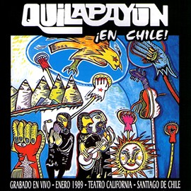 Quilapayun - En Chile CD2 (Tracks Mp3)