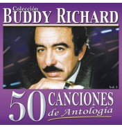 Buddy Richard-50 canciones de antología vol. 1