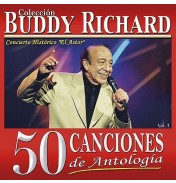 Buddy Richard-50 canciones de antología vol. 3