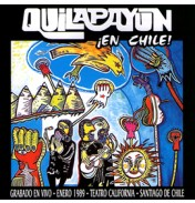 Quilapayun - En Chile CD 2